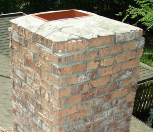 Brick-Chimney---No-Flue