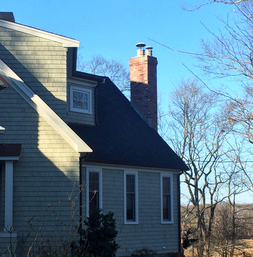 Architectural Chimney Tops : Extendaflue chimney pots covers toppers